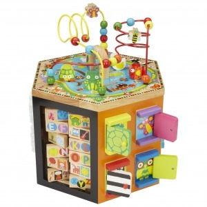 ALEX Jr. Woodland Wonders Activity Center review