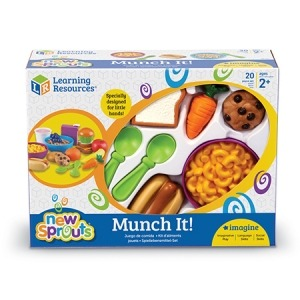 Learning Resources New Sprouts Munch It review