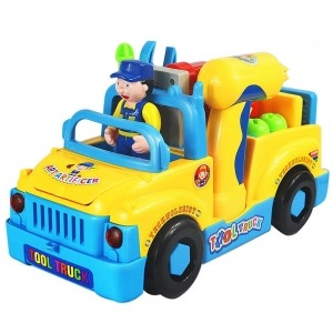 Toyk Little Mechanic Tool Truck review